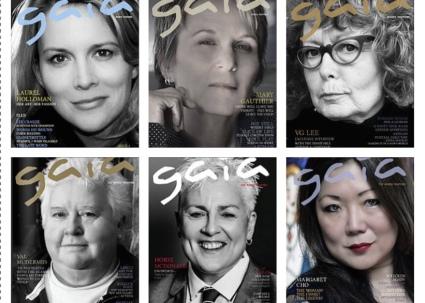 Gaia magazine