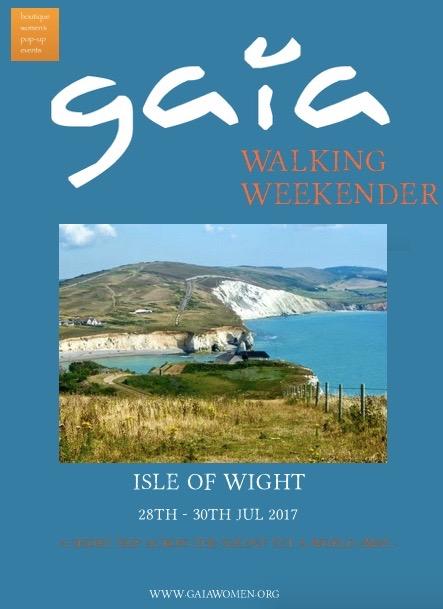 Gaia Walking Weekender