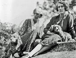 Virginia Woolf and Vita Sackville West